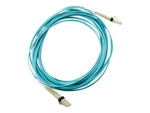 HPE 1m Multi-mode OM3 LC to LC FC Cable