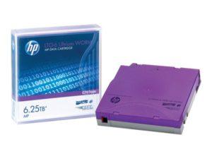 HPE LTO-6 Ultrium MP WORM Data Tape