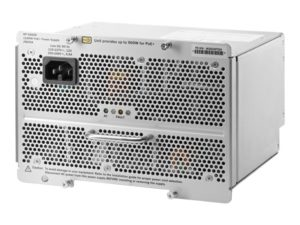 HP 5400R 1100W PoE+ zl2 Power Supply US