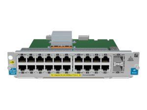 HP 20p PoE+ / 4p SFP+ v3 zl2 Module