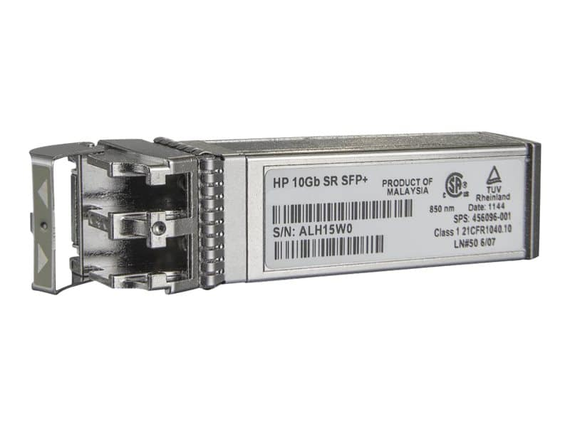 Hpe-aruba-sfp-mini-gbic-transceiver-module-gige-1000base-sx-lc-multi-mode