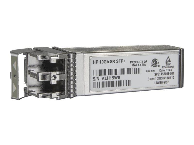 Hpe-aruba-sfp-transceiver-module-10-gige-10gbase-sr-sfp-lc-multi-mode