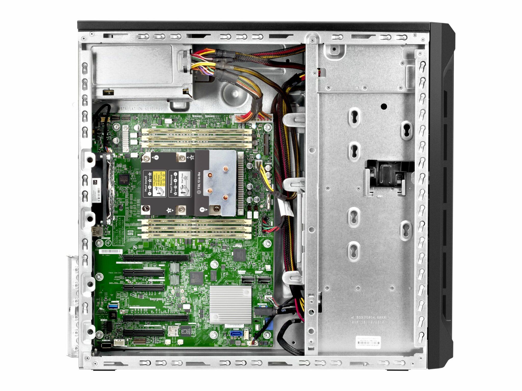 HPE ProLiant ML110 Gen10 Entry – Server – tower – 4.5U – 1-way