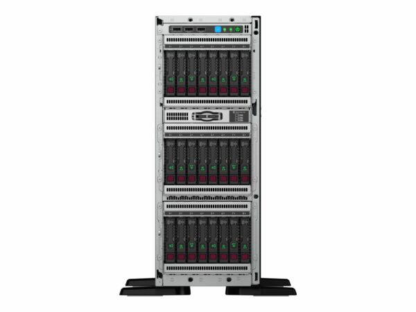 HPE ML350 Gen10 4110 1P 16G 8SFF Server