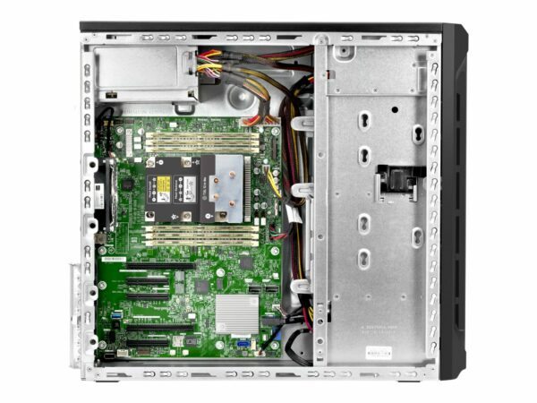 HPE ProLiant ML110 Gen10 4210R 2.4GHz 10-core 1P 16GB-R P408i-p 8SFF 800W RPS Server