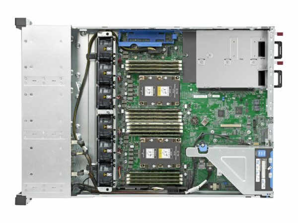 HPE ProLiant DL180 Gen10 4208 2.1GHz 8-core 1P 16GB-R S100i 8SFF 500W PS Server