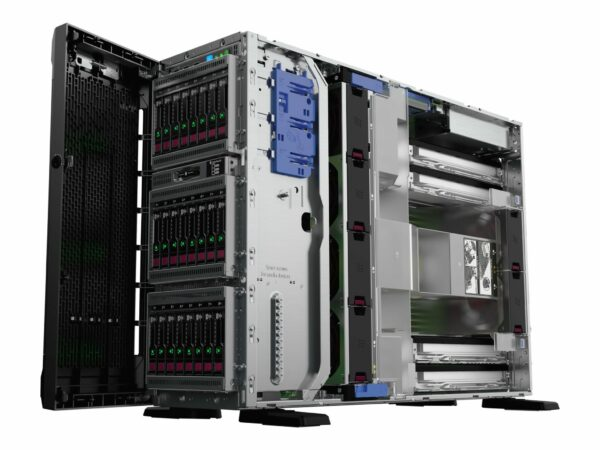 HPE ProLiant ML350 Gen10 5218R 2.1GHz 20-core 1P 32GB-R P408i-a 8SFF 2x800W RPS Server