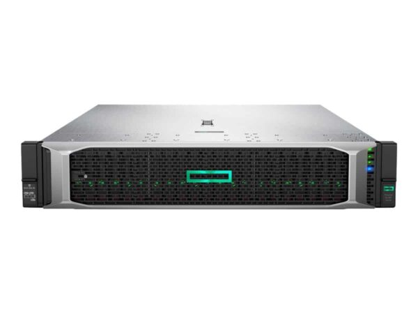 HPE ProLiant DL380 Gen10 4210R 2.4GHz 10-core 1P 32GB-R P408i-a NC 8SFF 800W PS Server