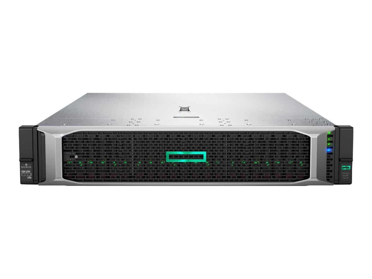 HPE ProLiant DL380 Gen10 6248R 3.0GHz 24-core 1P 32GB-R S100i NC 8SFF 800W PS Server