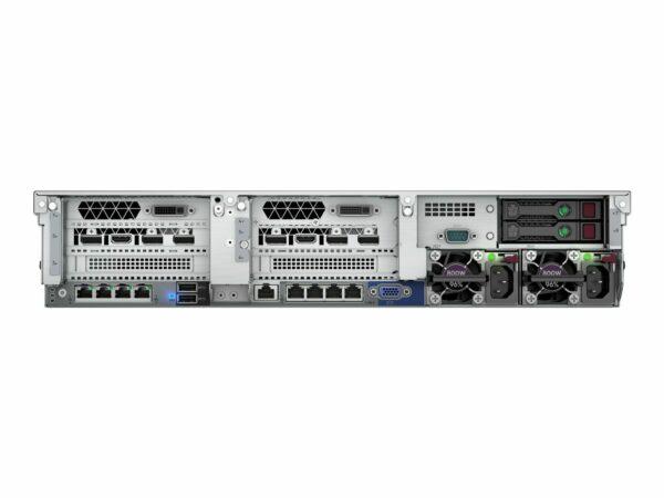 HPE ProLiant DL385 Gen10 7262 3.2GHz 8-core 1P 16GB-R 8SFF 800W RPS Server
