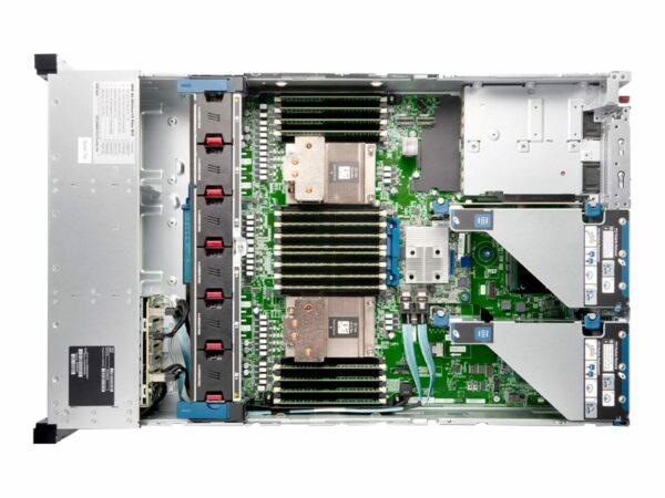HPE ProLiant DL385 Gen10 Plus 7262 3.2GHz 8-core 1P 16GB-R 8SFF 500W PS Server