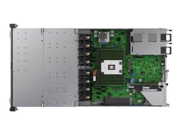 HPE ProLiant DL325 Gen10 Plus 7402P 2.8GHz 24-core 1P 64GB-R 8SFF 800W RPS Server