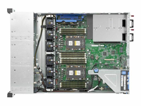 HPE ProLiant DL180 Gen10 3204 1.9GHz 6-core 1P 16GB-R S100i 8LFF 500W PS Server