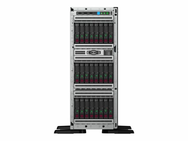 HPE ProLiant ML350 Gen10 3206R 1.9GHz 8-core 1P 16GB-R S100i 4LFF 1x500W RPS Server