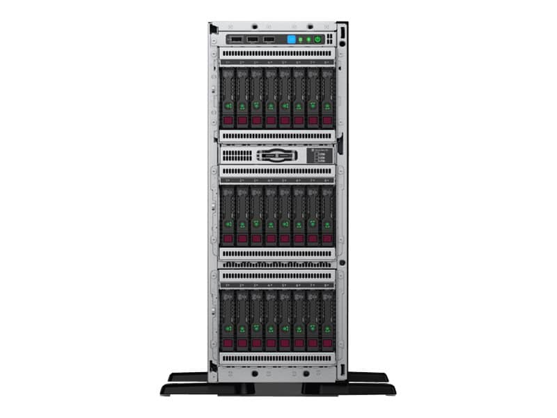 HPE ProLiant ML350 Gen10 4214R - 12-core - 1P - 32GB-R - P408i-a - 8SFF - Server