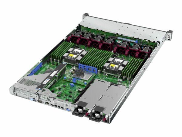 HPE ProLiant DL360 Gen10 4208 2.1GHz 8-core 1P 16GB-R P408i-a NC 8SFF 500W PS Server