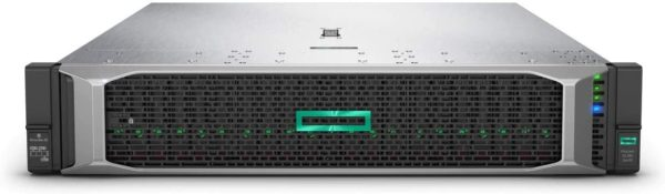 HPE ProLiant DL560 Gen10 5220 2.2GHz 18-core 2P 64GB-R P408i-a 8SFF 1600W RPS Server