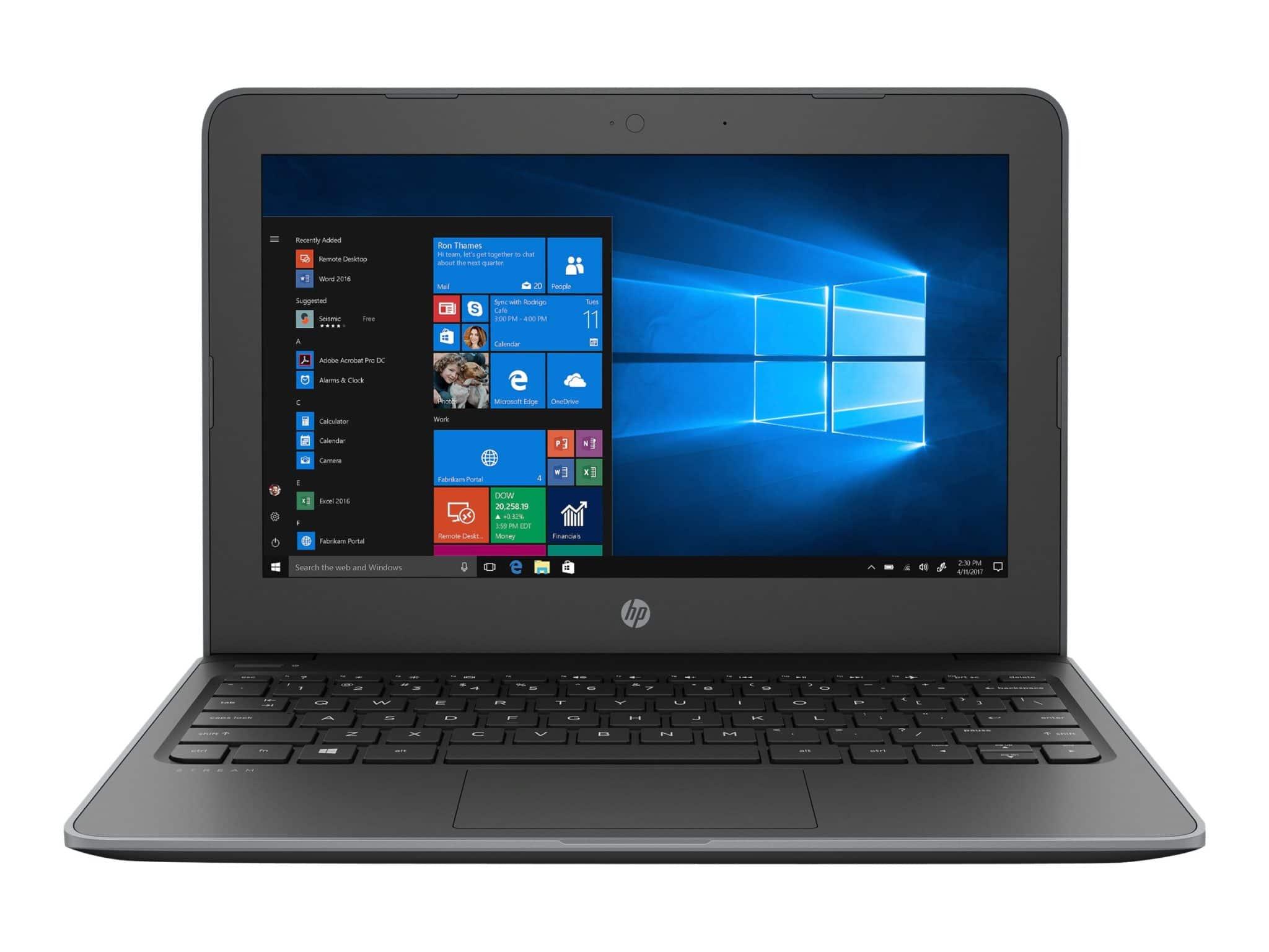 "HP Stream Pro 11 G5 - 11.6"" - Pentium Silver N5000 - 4 GB RAM - Notebook"