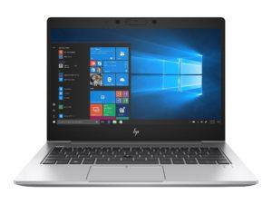 "HP EliteBook 735 G6 - 13.3"" - Ryzen 7 Pro 3700U - 8 GB RAM - 256 GB SSD - Notebook"
