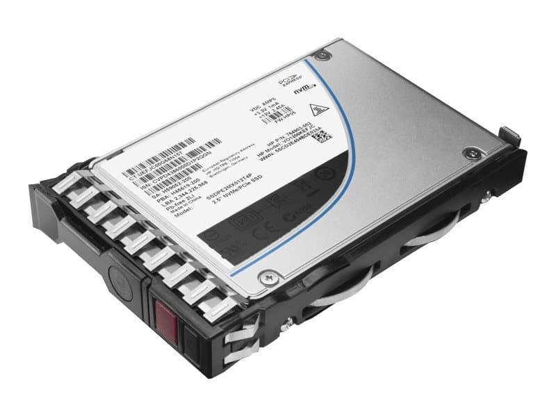 HPE 960GB SATA RI SFF SC DS SSD
