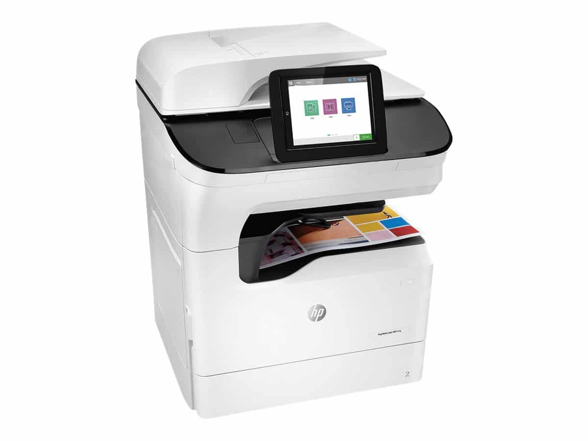 HP PageWide Pro MFP 774dns