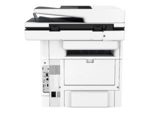 HP LaserJet Enterprise Flow All-In-One M528C