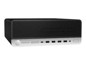 HP ProDesk 600 G5 - Smart Buy - Core i5 9500 3 GHz - 8 GB - 1 TB - Desktop