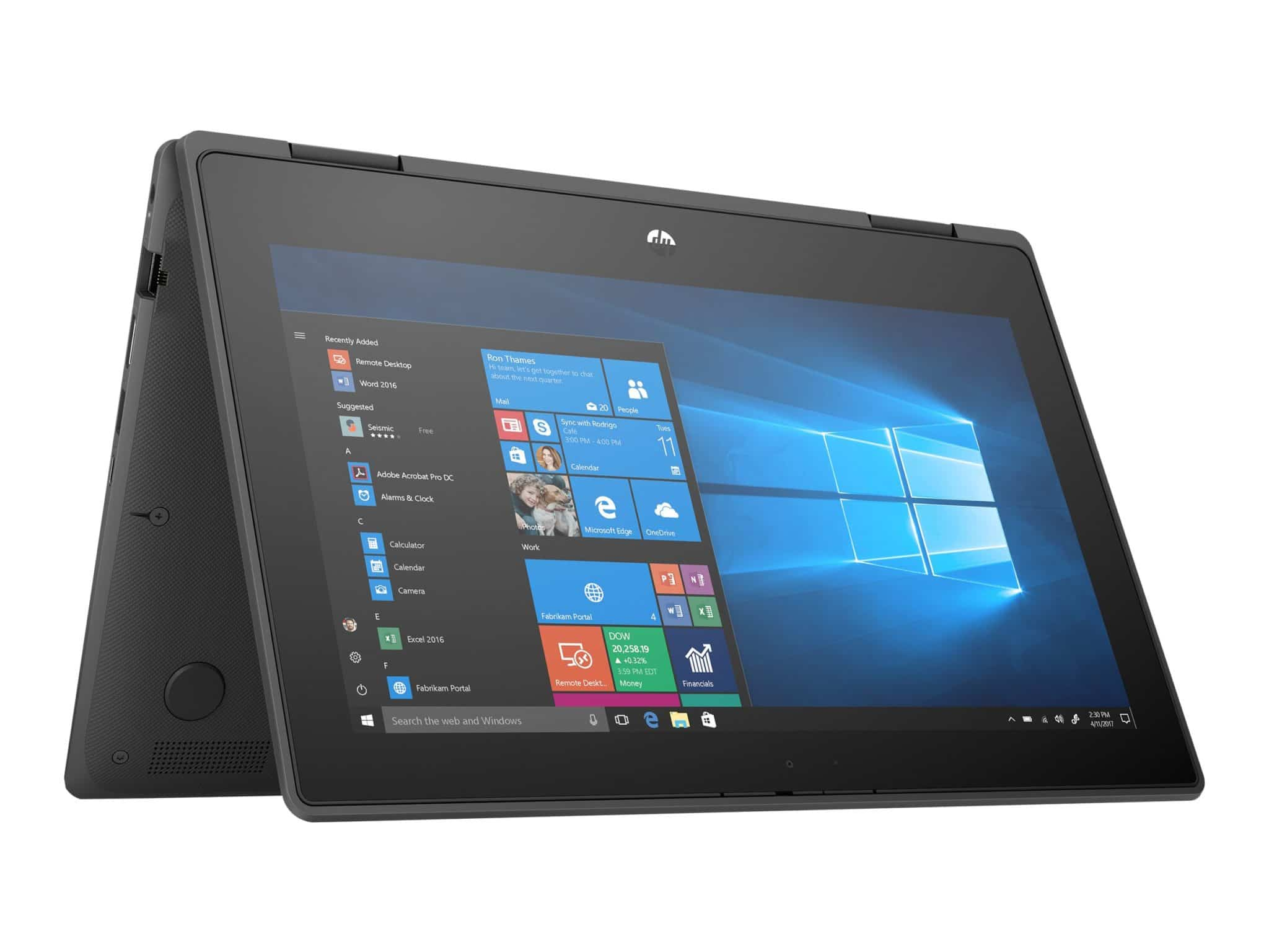 "HP ProBook x360 11 G5 - Smart Buy - Education Edition - 11.6"" - Celeron N4120 - 4 GB RAM - 128 GB SSD - Notebook"