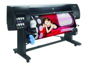 """HP DesignJet Z6810 - 60"""" large-format - ink-jet - color - Production Printer"""