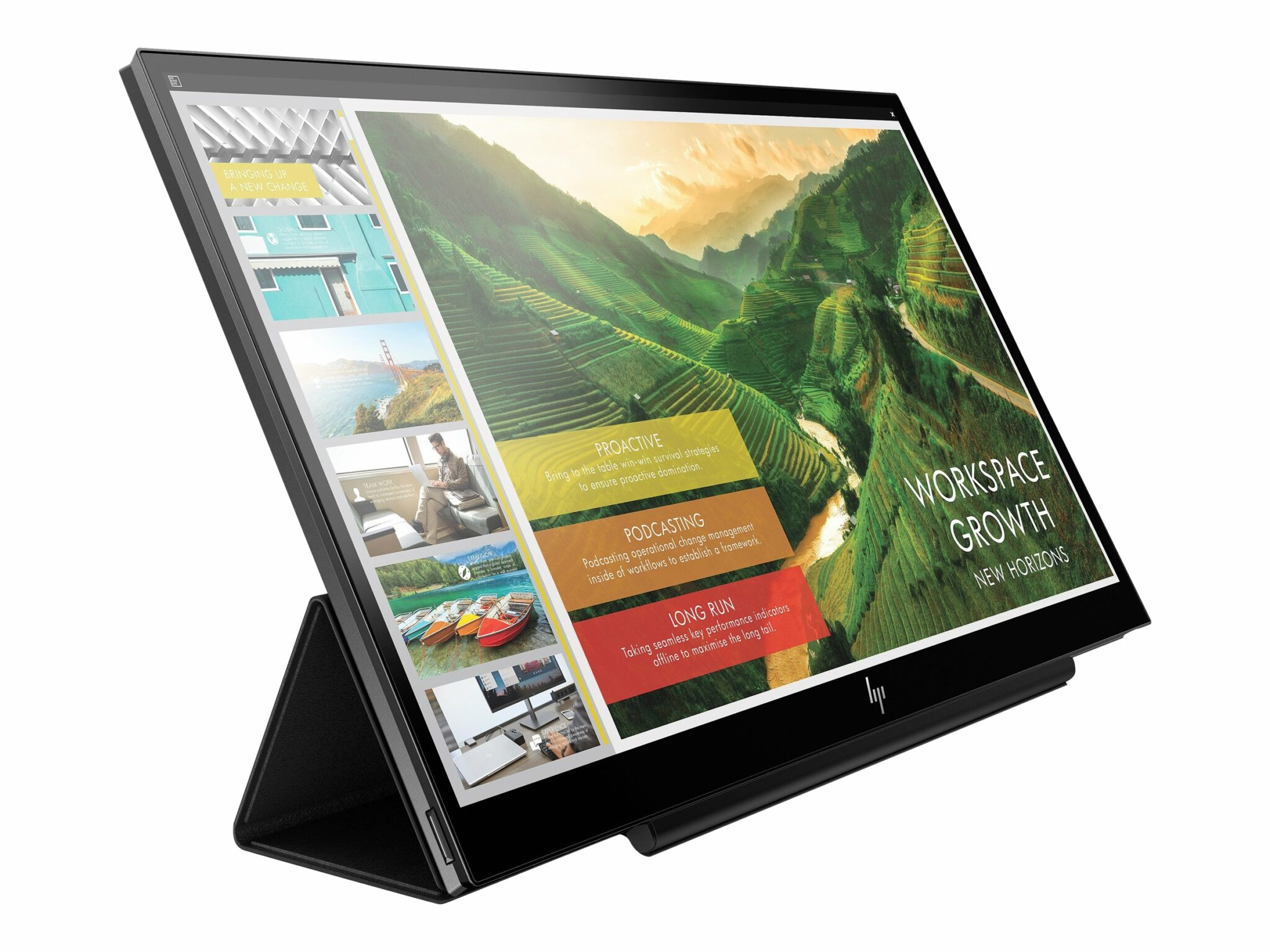 HP S14 14in Portable Display