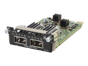 HPE Aruba HP STACKABLE 2P 40GBE QSFP+ MODULE