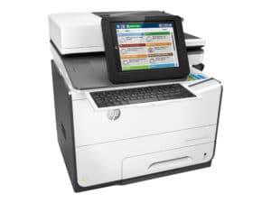 HP PageWide Enterprise 586 series