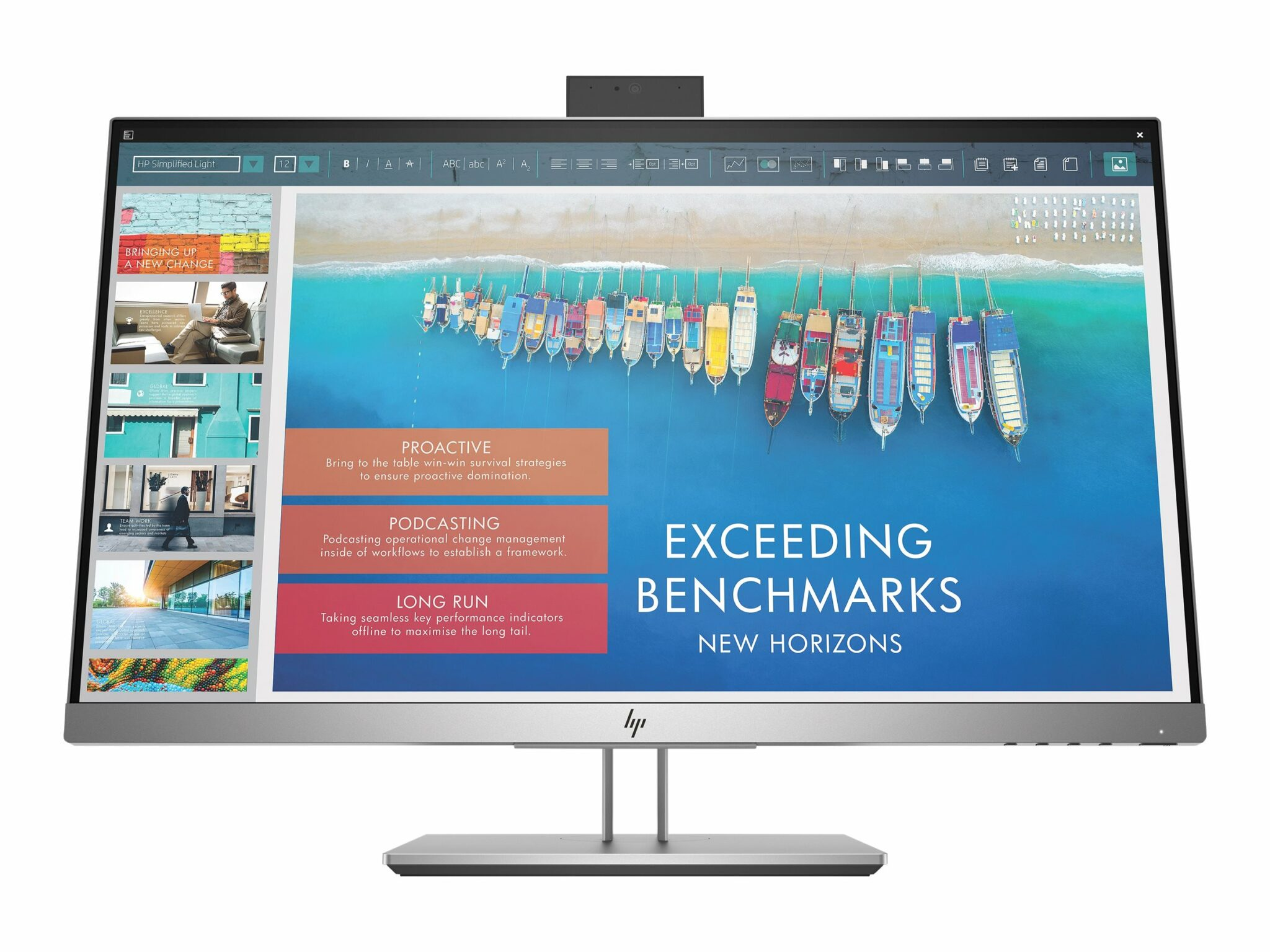 SBuy HP E243d Docking Monitor