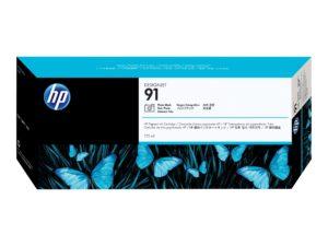 HP 91 Photo Black Original DesignJet Ink Cartridge