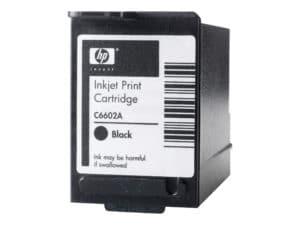 HP Generic Reduced Height Black Cartridge SPS
