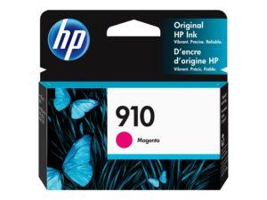 HP 910 Magenta Original Ink Cartridge