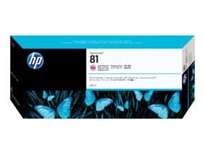 HP 81 Light Magenta Original Designjet Ink Cartridge