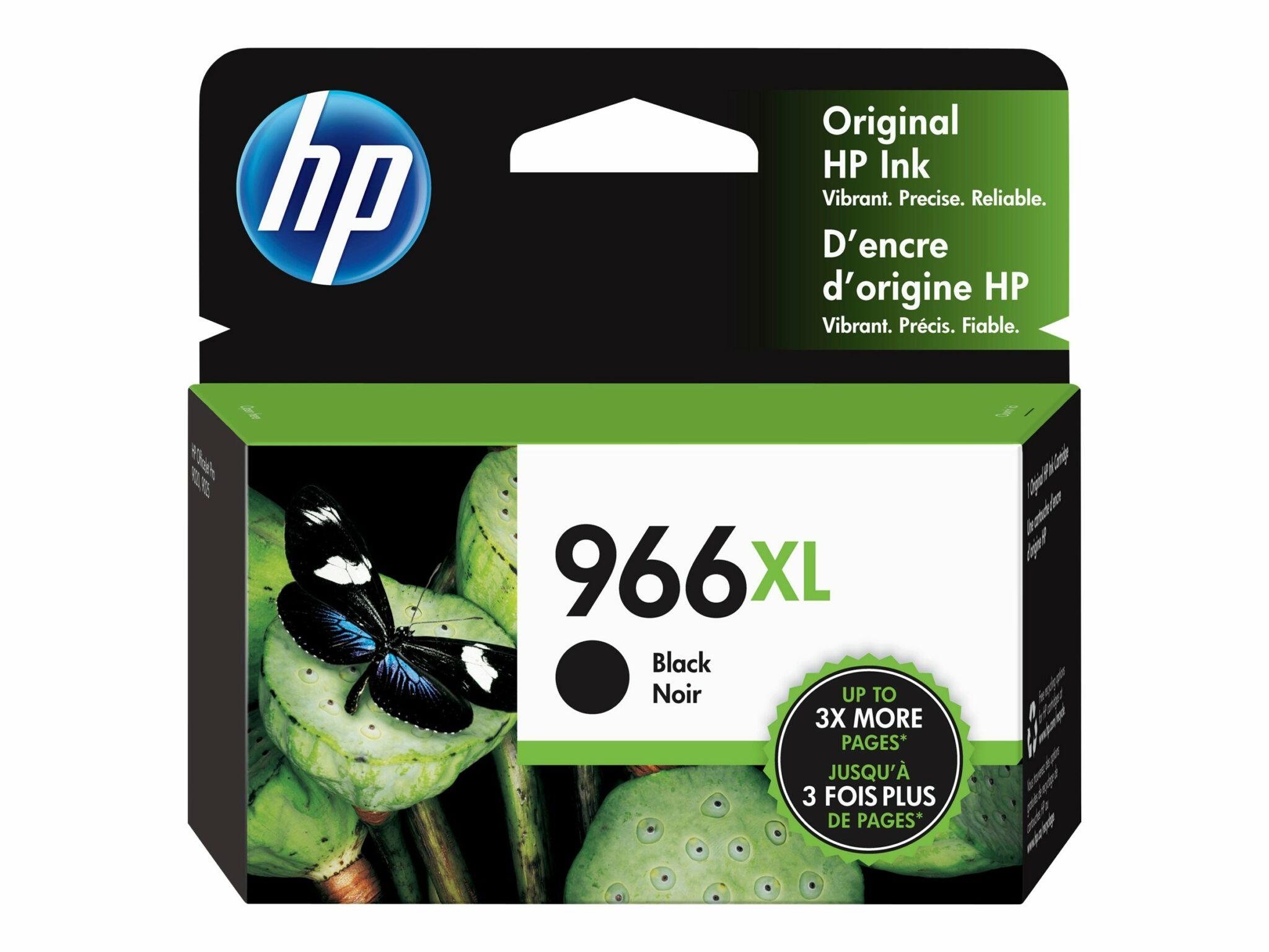 HP 966XL Black Original Ink Cartridge