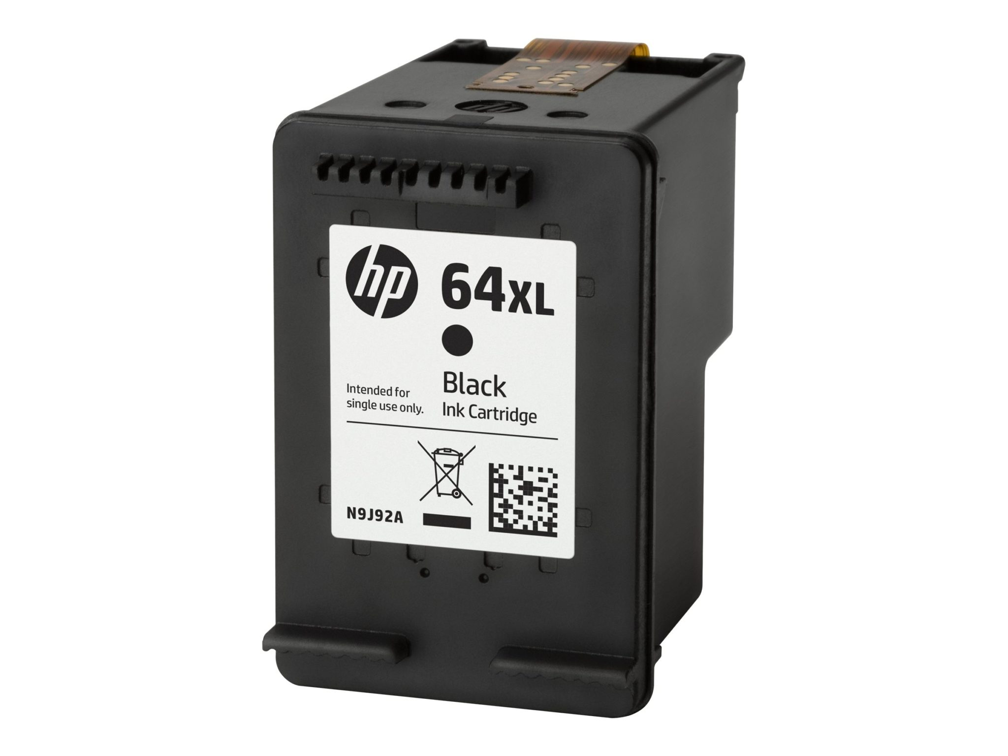 HP 64XL High Yield Black Original Ink Cartridge