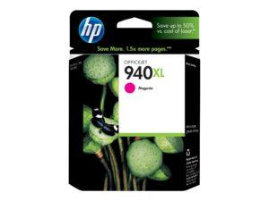 HP 940XL High Yield Magenta Original OfficeJet Ink Cartridge