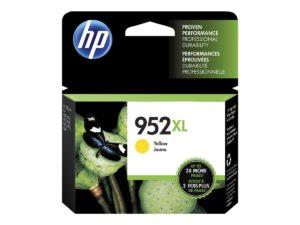 HP 952XL High Yield Yellow Original Ink Cartridge