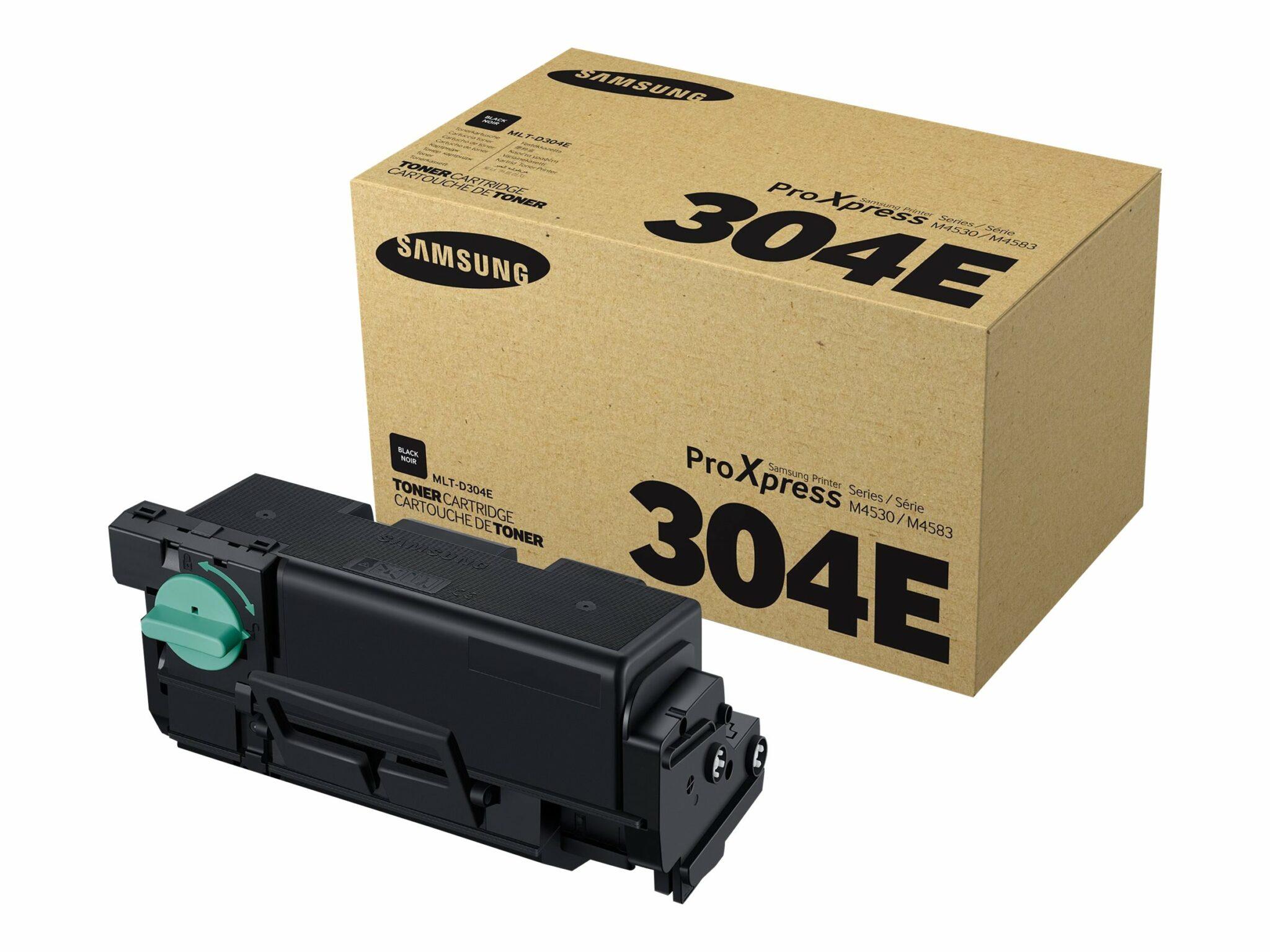HPI Samsung MLT-D304E Extra High Yield Black Cartridge