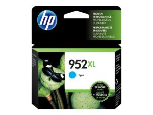 HP 952XL High Yield Cyan Original Ink Cartridge