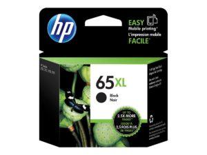 HP 65XL High Yield Black Original Ink Cartridge