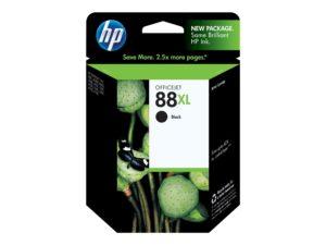 HP 88XL High Yield Black Original Officejet Ink Cartridge