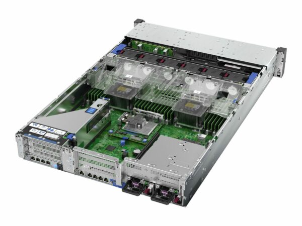 HPE ProLiant DL380 Gen10 4208 2.1GHz 8-core 1P 16GB-R P408i-a 8SFF 500W PS Server