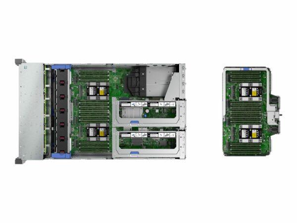 HPE ProLiant DL580 Gen10 6230 2.1GHz 20-core 4P 256GB-R 8SFF 4x1600W RPS Server