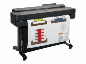 "HP DesignJet T650 - 36"" large-format - ink-jet - Wireless - Plotter Printer"