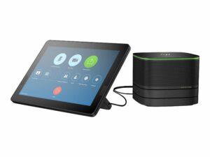 "HP Elite Slice G2 - USFF - Core i5 7500T - RAM 8 GB - SSD 128 GB - HD Graphics 630 - LCD 12.3"" Touchscreen - Desktop"