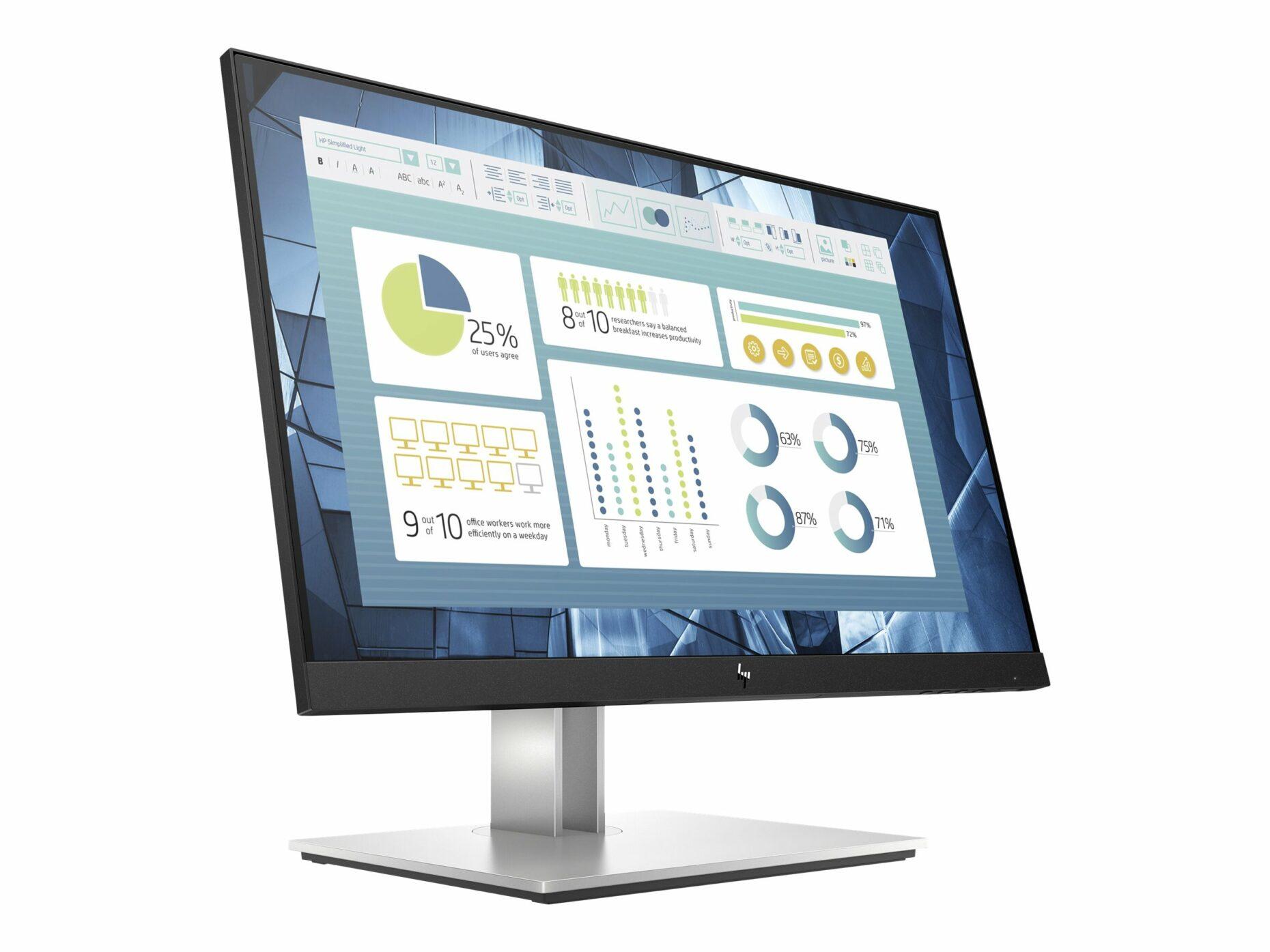 HP E22 G4 FHD Monitor